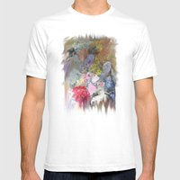 Ubik Mens Fitted Tee White SMALL