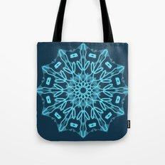Mandala Ice Tote Bag