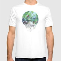 A Stillness Like I've Ne… Mens Fitted Tee White SMALL