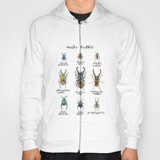 Exotic Beetles Hoody