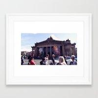 National Gallery (Edinbu… Framed Art Print