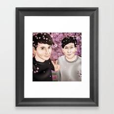 Japhan Framed Art Print