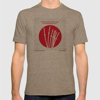 No200 My The Seven Samur… Mens Fitted Tee Tri-Coffee SMALL