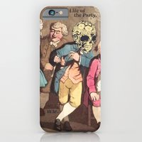 iPhone & iPod Case featuring LIFE by blip