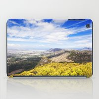 View Of Silvermine And F… iPad Case