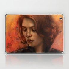 Black Widow Natasha Romanoff Laptop & iPad Skin