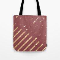 Golden Sweet Marsala Tote Bag
