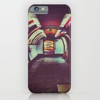 iPhone & iPod Case featuring Though the tunnel by Efua Boakye