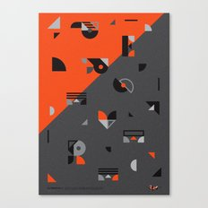 Persevere Canvas Print