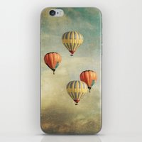 Tales Of Far Away iPhone & iPod Skin