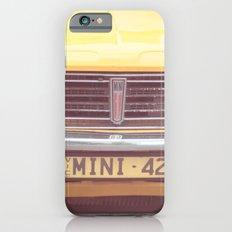 Yellow Mini iPhone 6 Slim Case