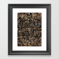 - Obstacle - Framed Art Print