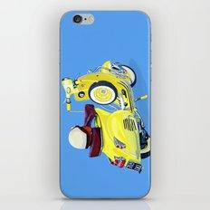 I Got Wheels iPhone & iPod Skin