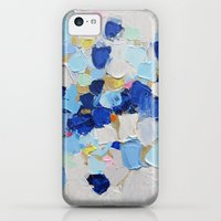 iPhone 5c Cases featuring Amoebic Party No. 2 by Ann Marie Coolick