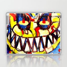 smiley face & the T6 Laptop & iPad Skin