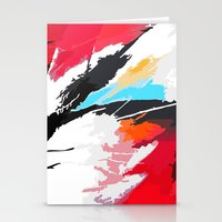 Acrylic Fusion Stationery Cards