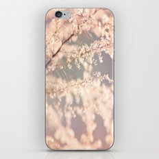 Delicate Flowers iPhone & iPod Skin