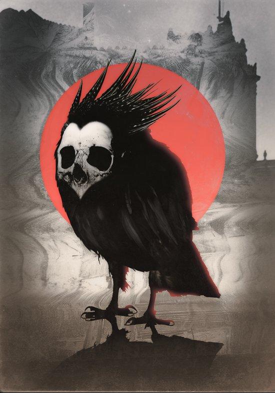 Birdie Canvas Print
