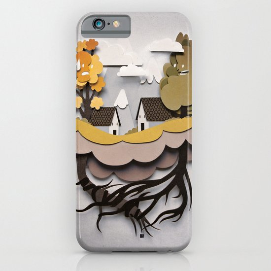 Buenos Vecinos - Good Neighbours iPhone & iPod Case