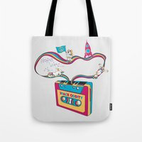 Major Tom(Space Oddity) Tote Bag