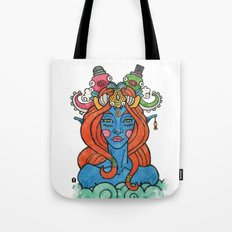 Sea Queen Tote Bag