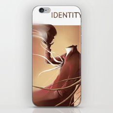 identity iPhone & iPod Skin