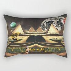 Once a Fertile Land Rectangular Pillow