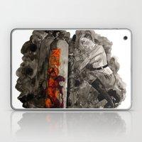 Incoming Zombies Laptop & iPad Skin