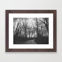 Shelby Park Framed Art Print