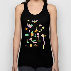 Juxtapose Unisex Tank Top