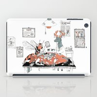 Dr.Moose's Great Job iPad Case