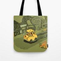 S-Car-Go! Tote Bag