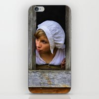 I Want My Freedom (Paint… iPhone & iPod Skin