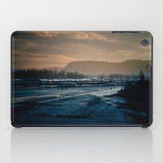 winterscape iPad Case