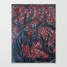 Holding Autumn Canvas Print