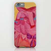 iPhone & iPod Case featuring Flora's Dress by Bonnie J. Breedlove