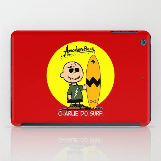 ApocalypseBrown iPad Case