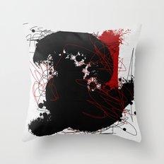 Random #4 Throw Pillow