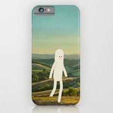 walking in tuscany iPhone 6 Slim Case