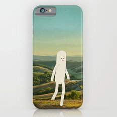 walking in tuscany iPhone 6 Slim Case