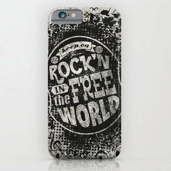 Keep On Rock'n!  iPhone & iPod Case
