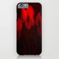 FLOWERS - Poppies aglow Slim Case iPhone 6s