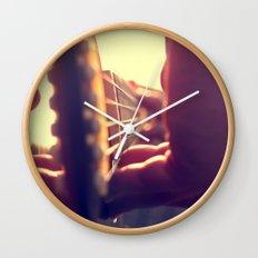 Strum Away  Wall Clock