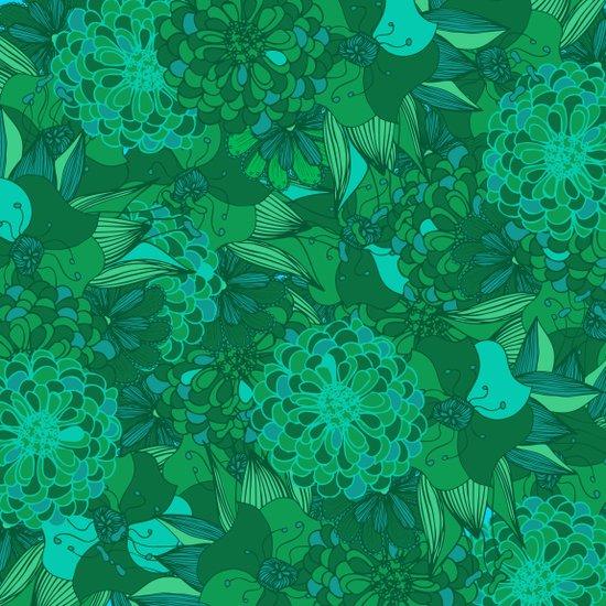 Giardino Emerald Art Print