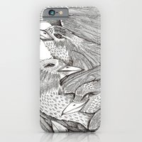 iPhone Cases featuring Icarus by Polkip