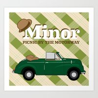 Minor Art Print