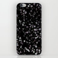 Tiny Flowers iPhone & iPod Skin