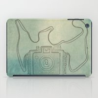Camera Study No. 1 iPad Case