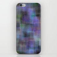 Dark#2 iPhone & iPod Skin