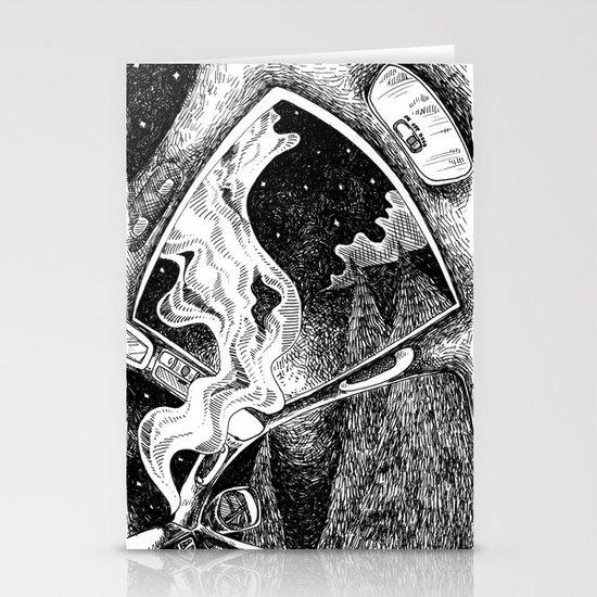 zZzonin Stationery Card